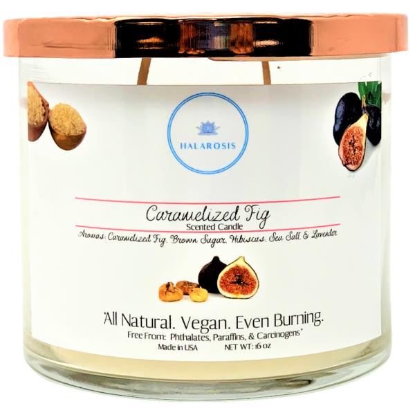 Caramelized Fig